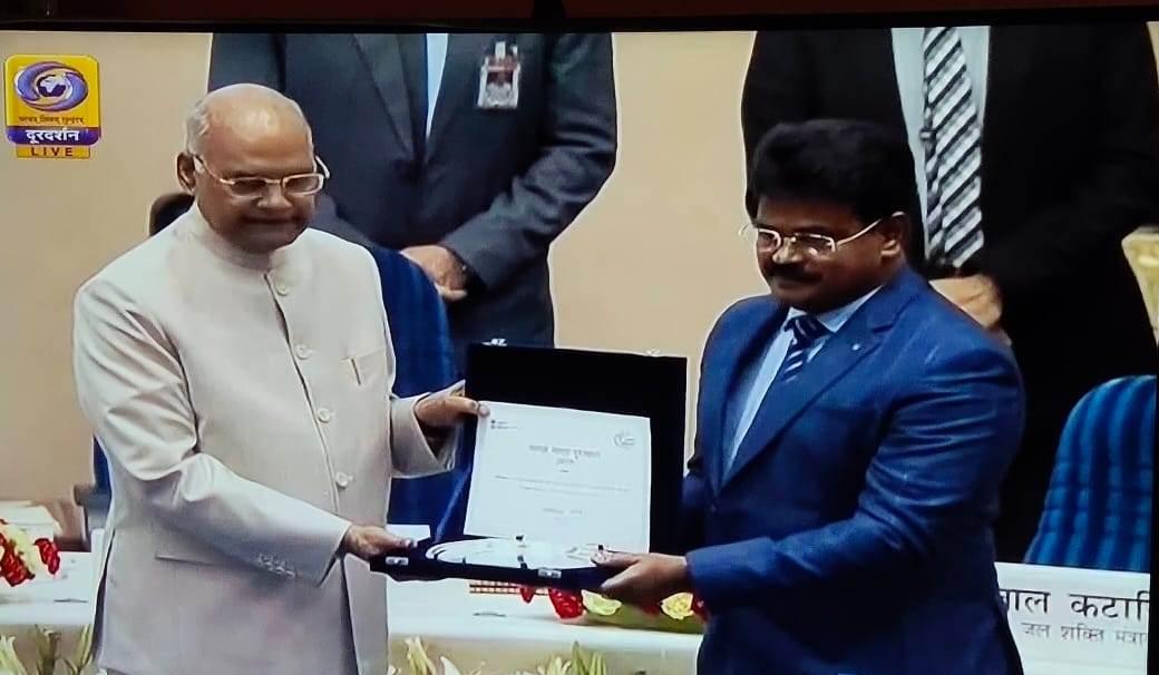 Swachh Bharat Purasakar 2019